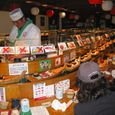 America's first floating sushi boat restaurant
