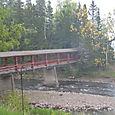 Lutsen Resort Bridge