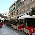 Downtown Corfu