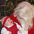 Santa, you're alright!