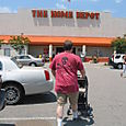 Nate goes to Home Depot!