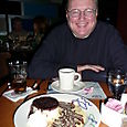 Dad and Boston Cream Pie