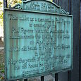 The cemetary where Paul Revere is buried