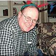 Grandpa ... or Rudolph?