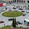 Segovia traffic circle