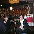 A taverna in Segovia