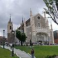 Church by the Prado