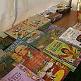 Children's Books in the Jazz Fest Books Tent