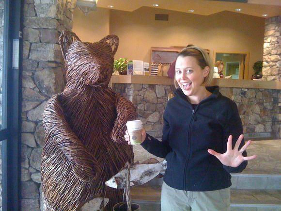 Wordless Wednesday: Bears, Beware