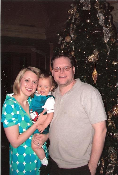 Our Christmas Boo